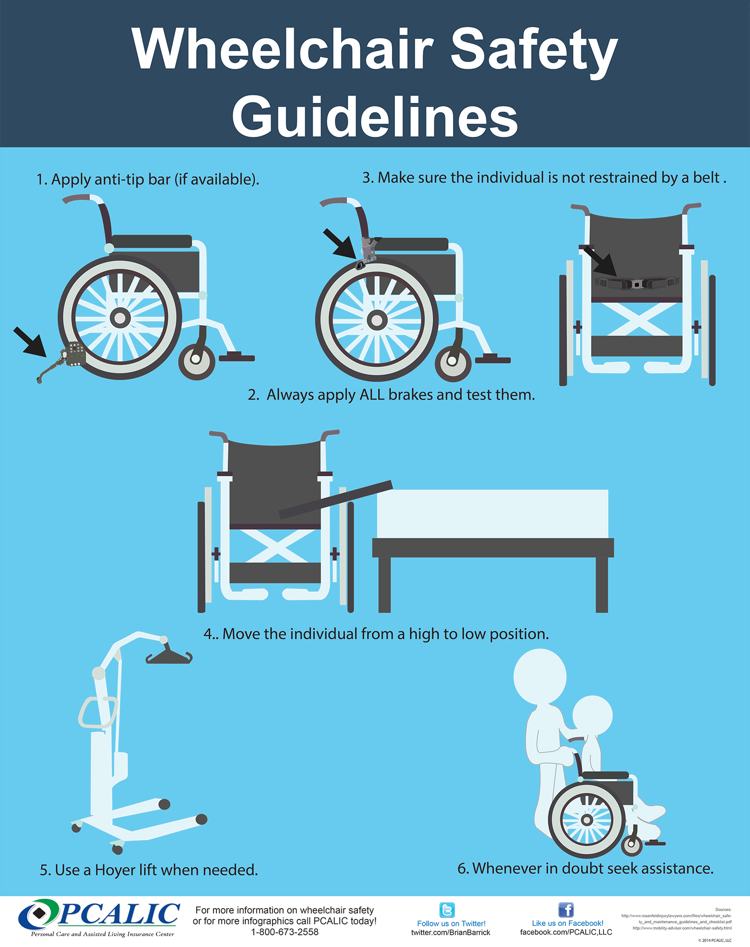 Wheelchair Safety Guidelines